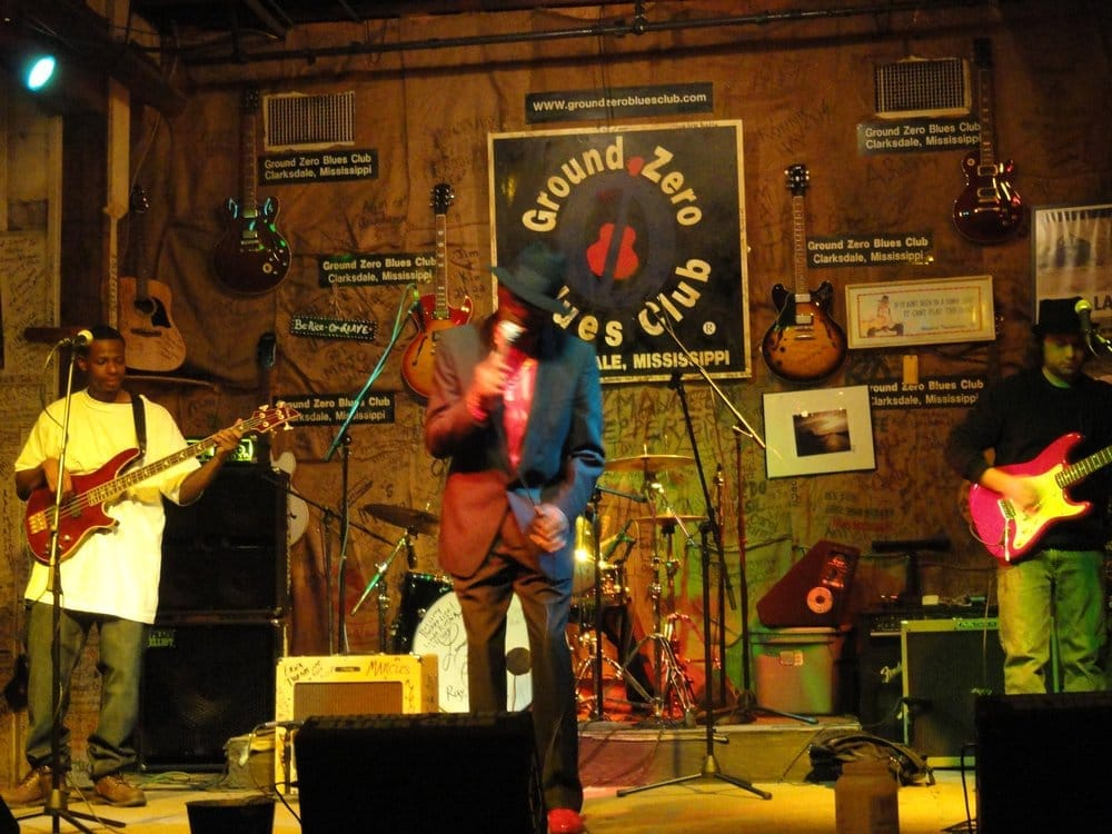 Clarksdale (MS) United States  city pictures gallery : Ground Zero Blues Club Clarksdale, MS, United States