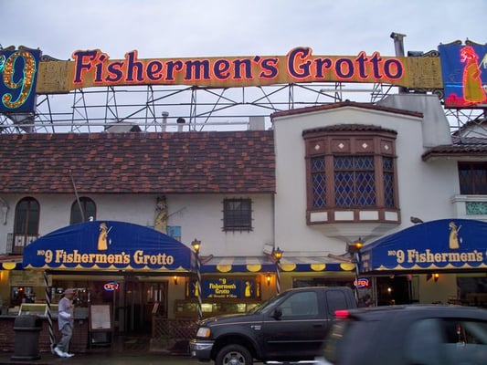 Fishermen 39 s grotto fisherman 39 s wharf san francisco ca for Fishing store san francisco