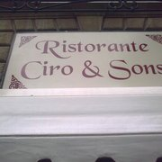 Ciro & Sons, Firenze