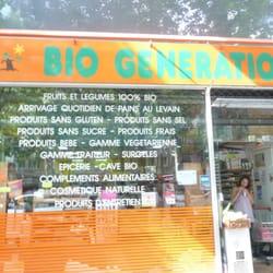 bio génération, Paris