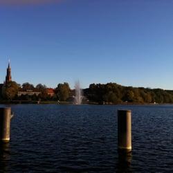 Malchower See, Malchow, Mecklenburg-Vorpommern, Germany