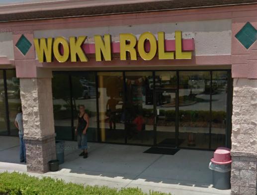 Wok N Roll Beach Blvd