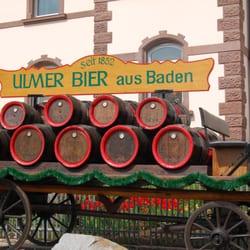 Bauhöfer's Braustübel, Renchen, Baden-Württemberg, Germany