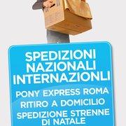Pelican Express, Rom, Italy