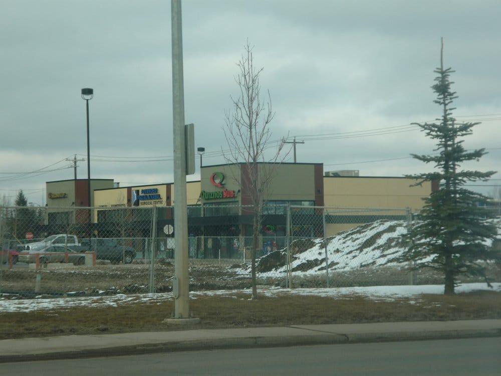 Quiznos, Kingsway Ave NW, Prince Rupert Edmonton AB Sandwich Place Restaurant.