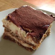 Tiramisu - clouds of mascarpone cream heaven!