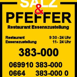 Salz und Pfeffer, Graz, Steiermark