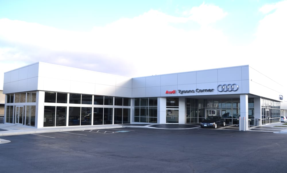 Audi Tysons Corner Car Dealers Tysons Corner Vienna