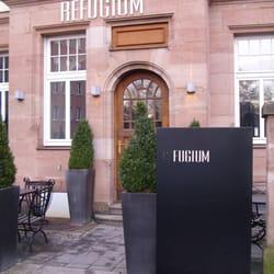 Speisegaststätte Refugium, Nürnberg, Bayern