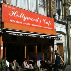 Hollywood's Cafe, London