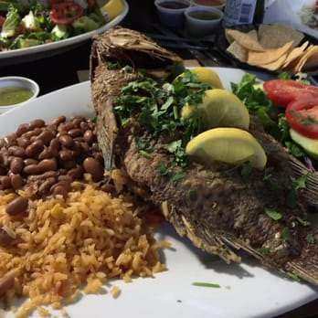 Senor fish 672 reviews 438 photos mexican eagle for Senor fish menu