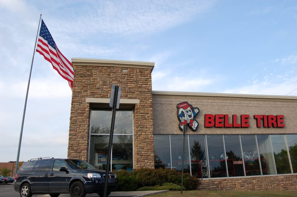 Belle Tire - Tires - 770 Brown Rd - Auburn Hills, MI - Reviews ...