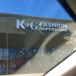 K & G Fashion logo