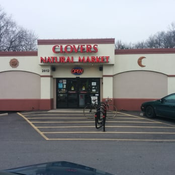 Clovers Natural Market Health Food Store 2012 E