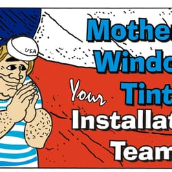 Mother's Window Tint logo