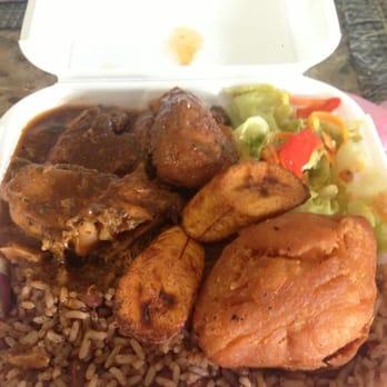 Ackee bamboo jamaican cuisine 110 photos caribbean for Ackee bamboo jamaican cuisine los angeles ca