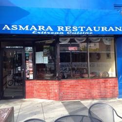 Asmara Restaurant Cambridge Ma
