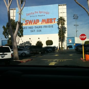 santa fe springs california swap meet