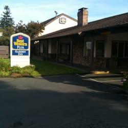 Best Western Garden Inn Hotels Santa Rosa Ca Yelp