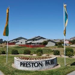 Preston Park logo