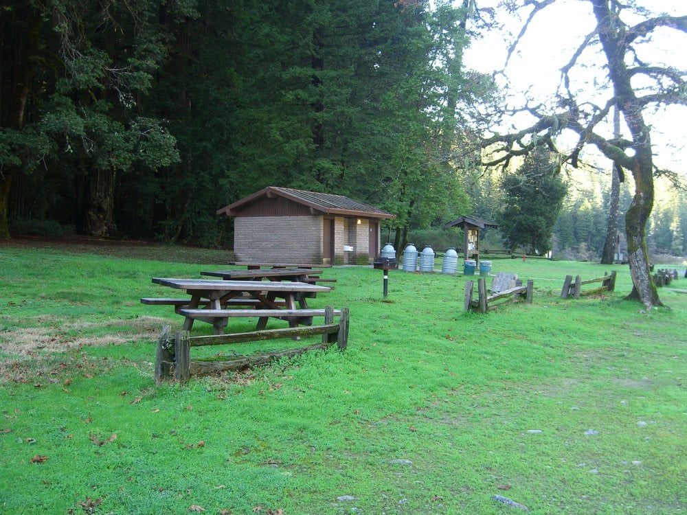 Garberville (CA) United States  city photos : Richardson Grove State Park Garberville, CA, United States