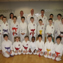 Karate Classes for Children and Adults
