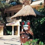 Restaurant Tahiti Beach, Ramatuelle, Var