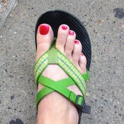 Karen Nails - Chicago, IL, États-Unis. Absolutely BEST pedicure EVER!!!