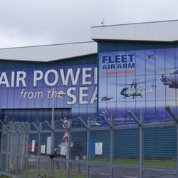 Fleet Air Arm, Royal Nas, Somerset