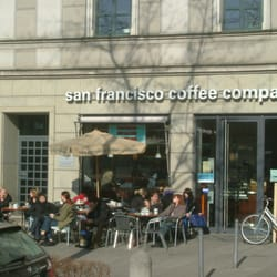 San Francisco Coffee Company, Munich, Bayern, Germany
