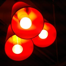 Lampe bei Hechter - unverkäuflich -…