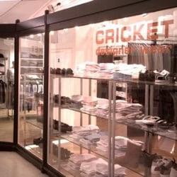 Cricket Fashion Shops, Liverpool, Merseyside