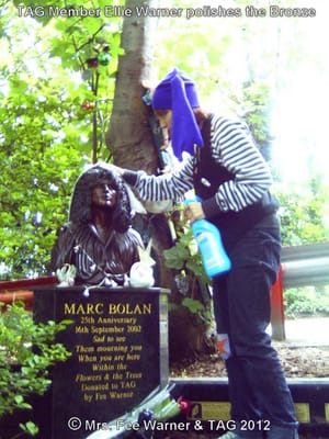 Marc Bolan's Rock Shrine