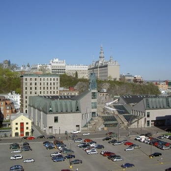 Mus e de la civilisation museums quebec city qc for Quebec city museum of civilization