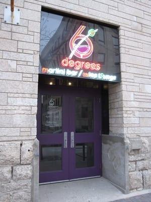 6 degrees martini bar wine lounge winnipeg mb yelp for Chaise cafe winnipeg