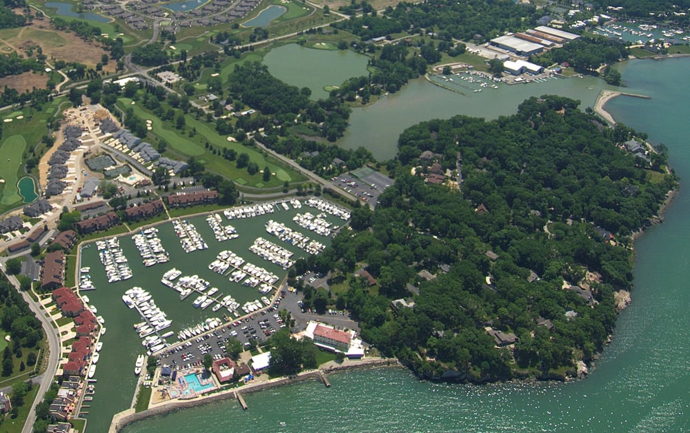Clinton (MO) United States  city pictures gallery : Catawba Island Club Port Clinton, OH, United States