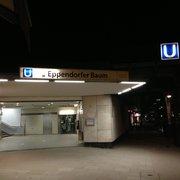 U-Bahnhof Eppendorfer Baum, Hamburg, Germany