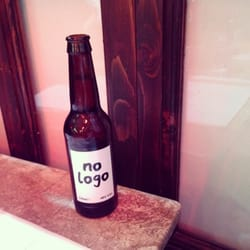 No logo beer.