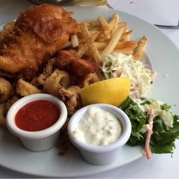Fog harbor fish house fisherman 39 s wharf san francisco for Harbor house fish fry
