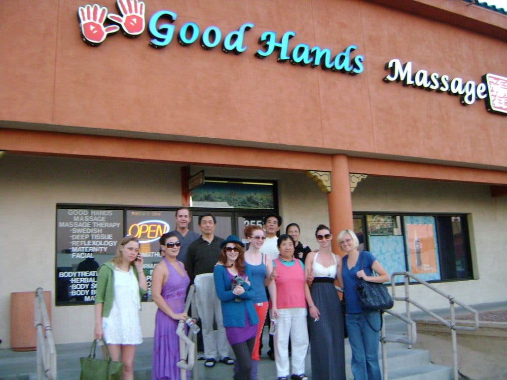 Good hands massage day spa massage chinatown las for A better day salon