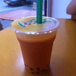 Bubble tea Chanom ( thé thai )