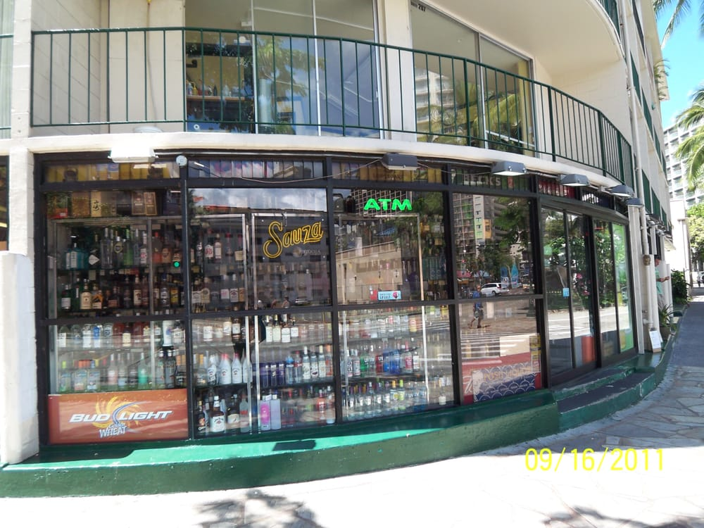Posh Liquor Beer Wine Amp Spirits Waikiki Honolulu