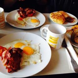 L'assiette du brunch ce dimanche: œufs,…