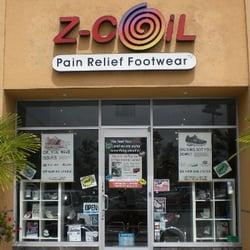 Z-CoiL Pain Relief Footwear - Camden and Union in the Camden Park Shopping Center - San Jose, CA, Vereinigte Staaten