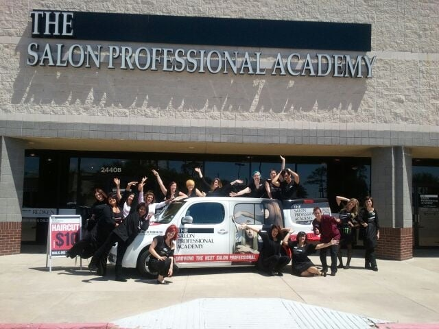 The salon professional academy salon skin care for Academy of salon professionals