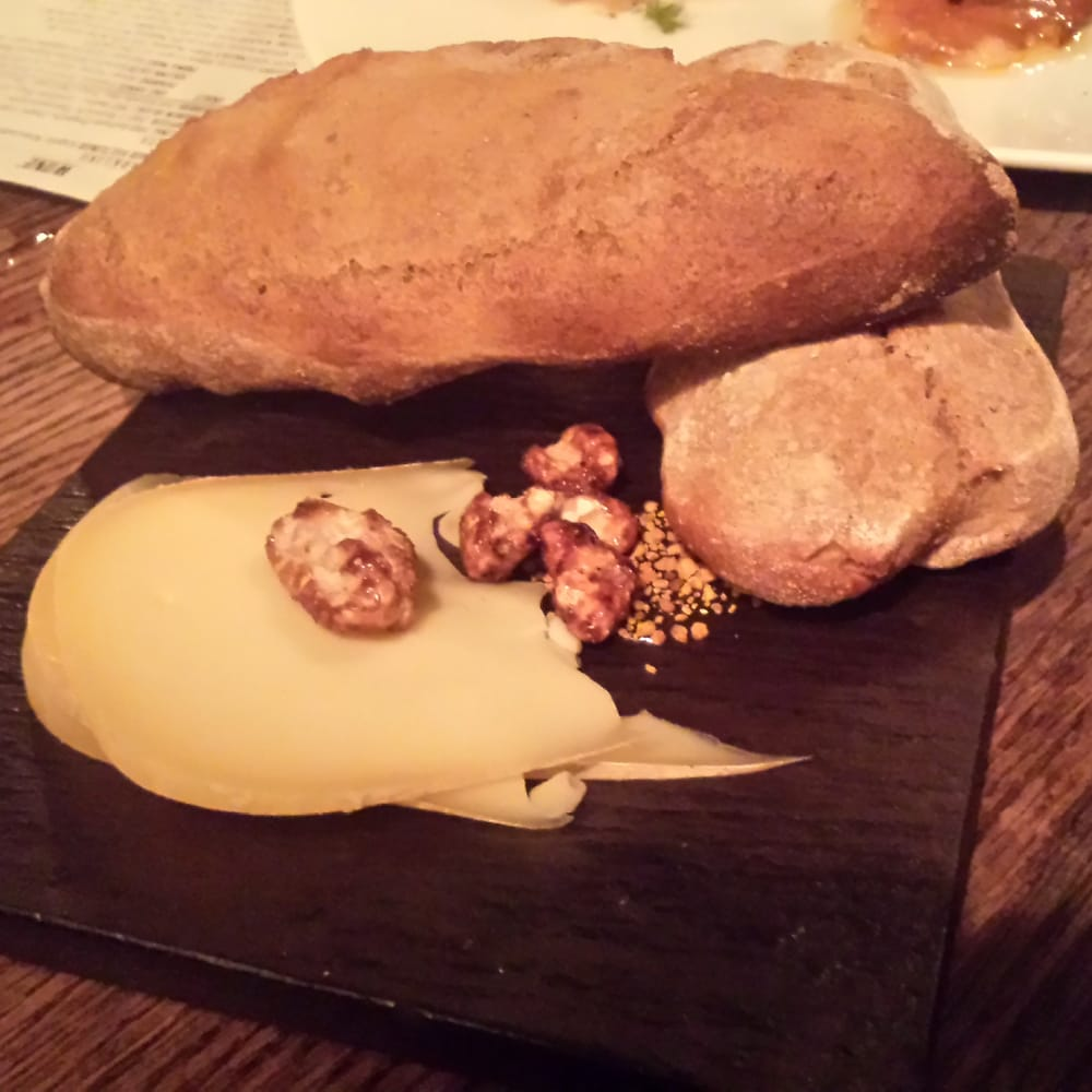 2015 chicago restaurant week first course house made rye for Table 52 restaurant week 2015