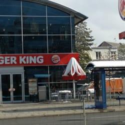 Burger King, München, Bayern