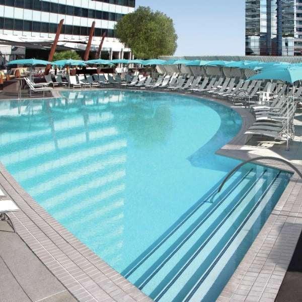 Pool Lounge Vdara 36 Photos Swimming Pools The Strip Las Vegas Nv Reviews Yelp