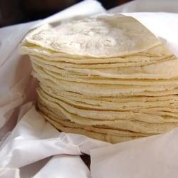 Las Americas Tortilleria logo
