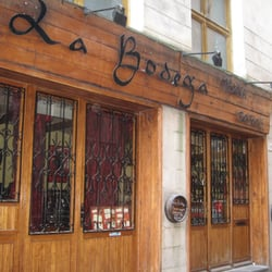 La Bodega - Nantes, France. bodega